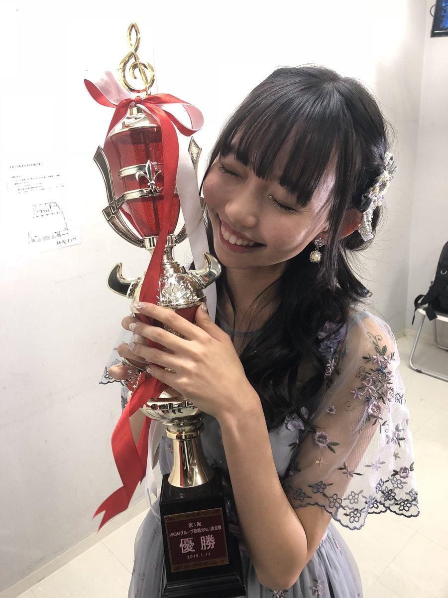 竹中 優介's photo on #AKB48歌唱力No1決定戦