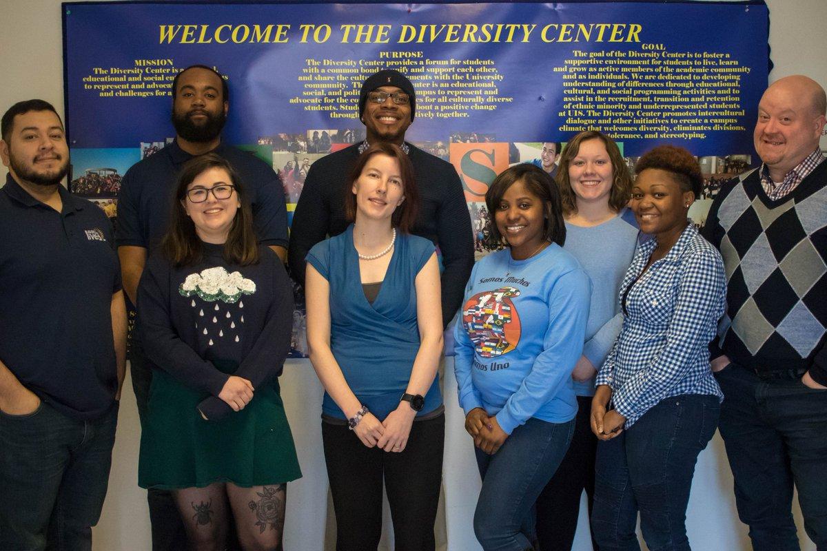UIS Women's Center's photo on #WearBlueDay