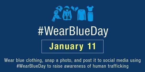 WomenOfATT's photo on #WearBlueDay