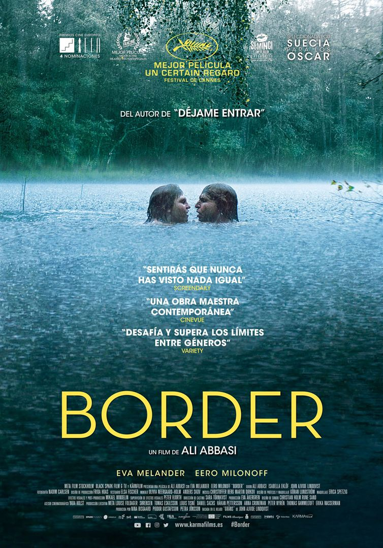 ComscoreMoviesSpain's photo on #Border