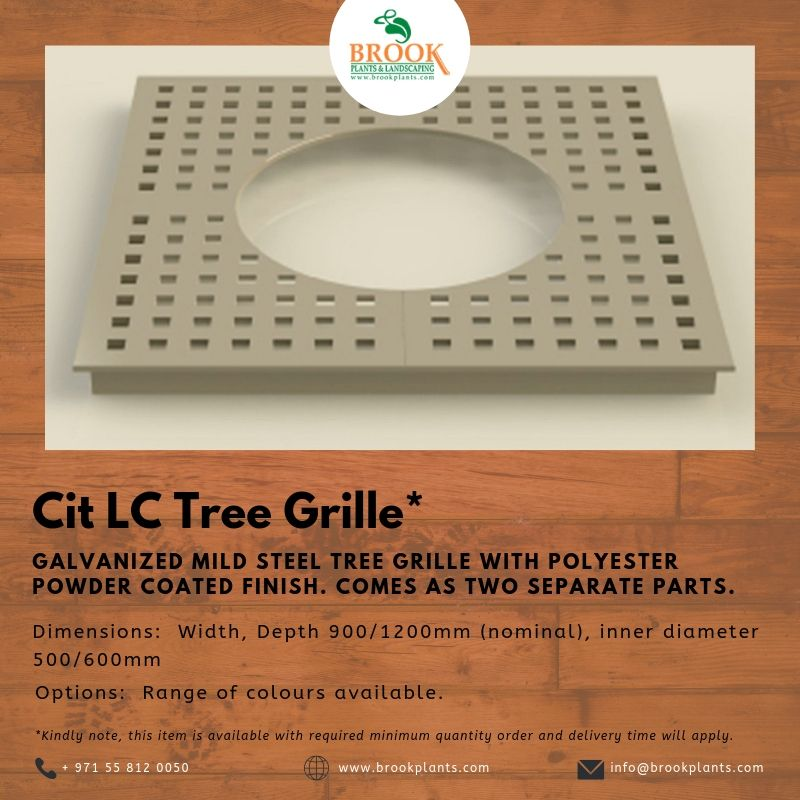 Cit LC Tree Grille* -  Check out other #streetfurniture here https://buff.ly/2Rp5nwn For inquiries, contact us via WhatsApp at +971 55 812 0050  #dubai #furnituredesign #furnituremarket