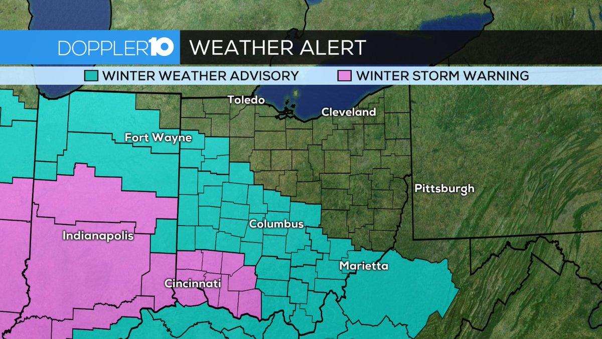 Ashlee Baracy's photo on Winter Storm Warning