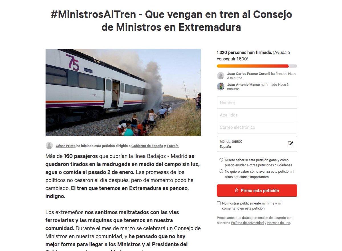extremadura_'s photo on El Consejo de Ministros
