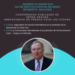 Image for the Tweet beginning: [conférence publique] de Serge Ségura,