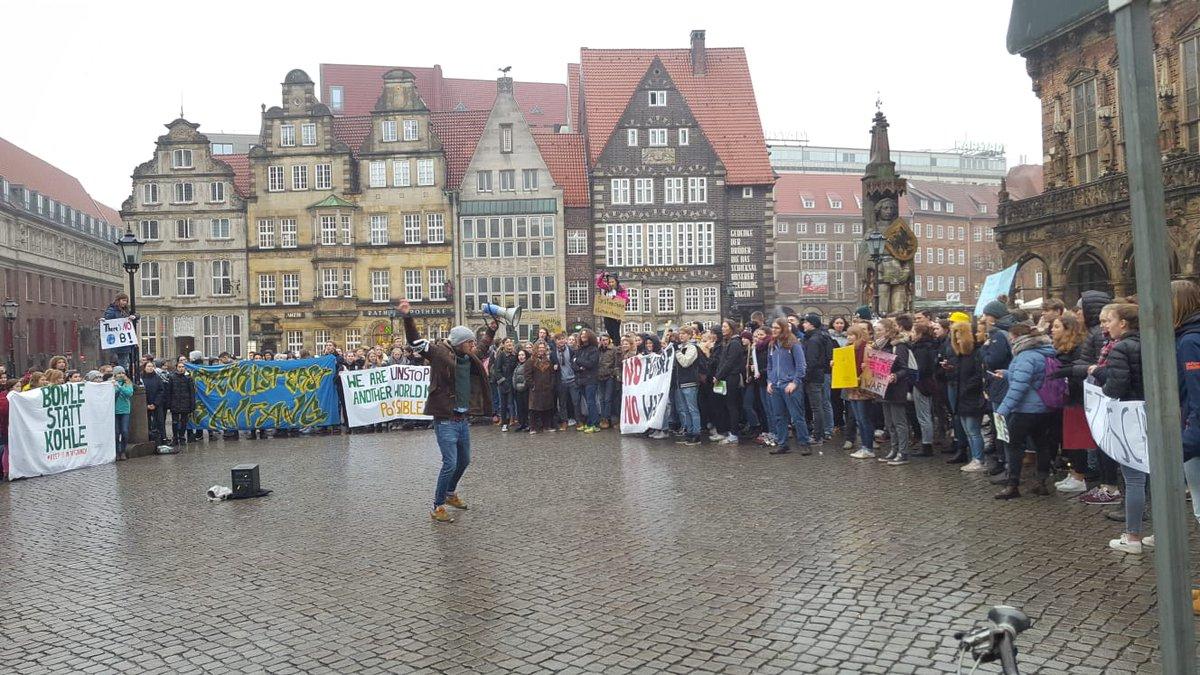 Fridays for Future Bremen's photo on #fridaysforfuture