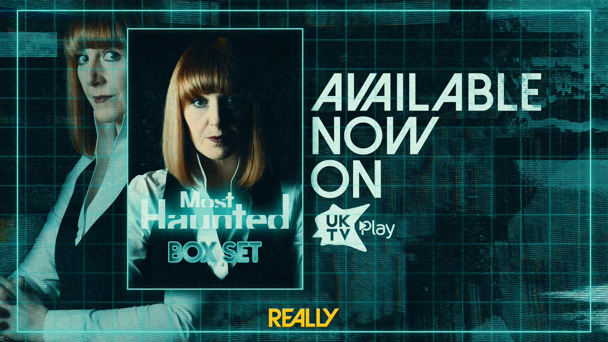 Really Channel's photo on #MostHaunted