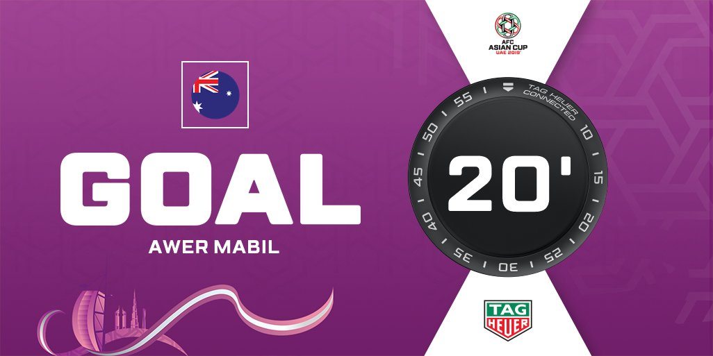 #AsianCup2019's photo on Mabil