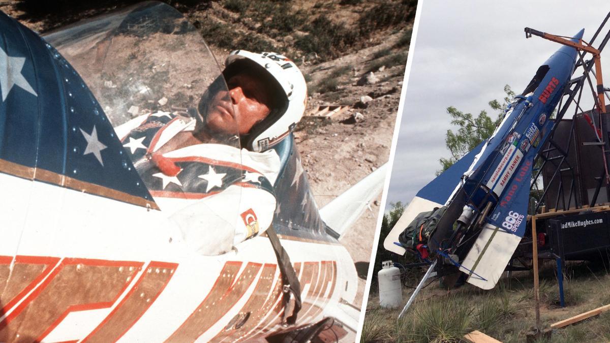 An diesem Stunt ist sogar Evel Knievel gescheitert https://t.co/4qDDzd0zvc
