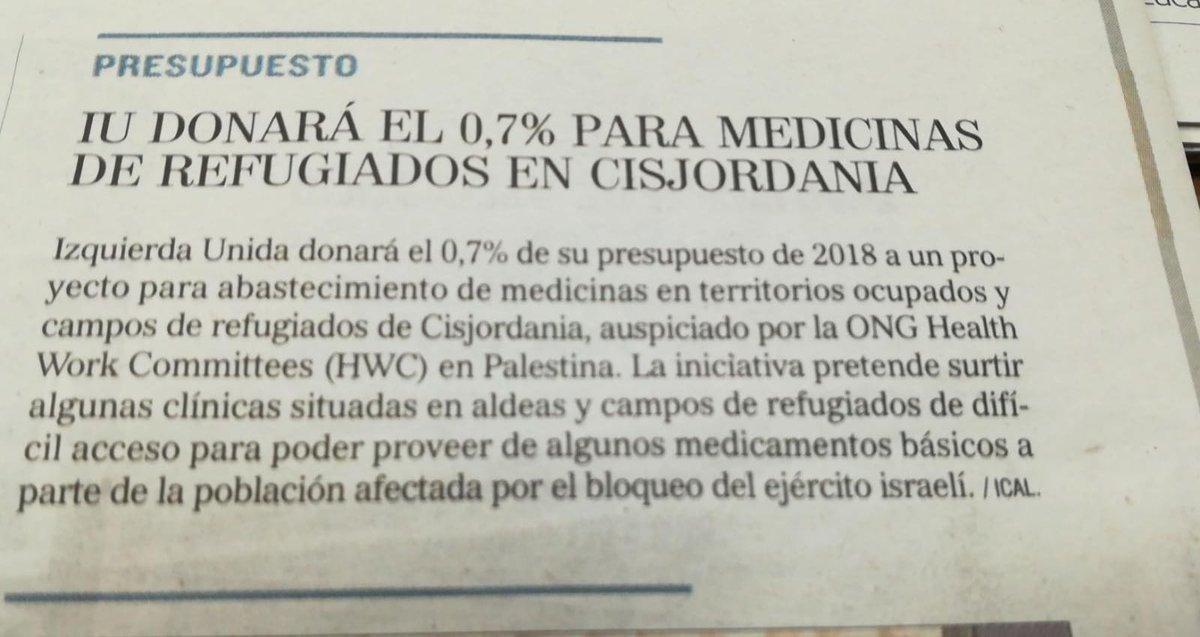 IU Valladolid 🔻's photo on El Presupuesto