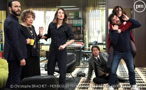 puremedias.com's photo on France Télévisions