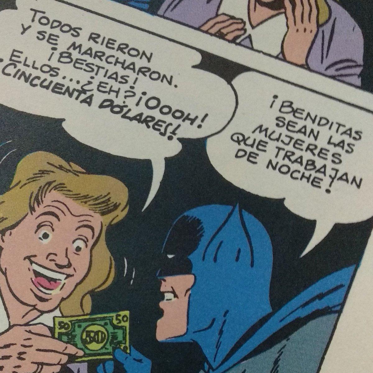 Daniel Brun On Twitter No Batmanno No Es La Frase Más