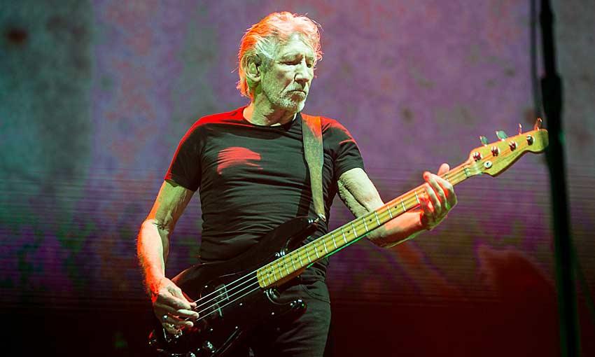 La Prensa Austral's photo on Roger Waters