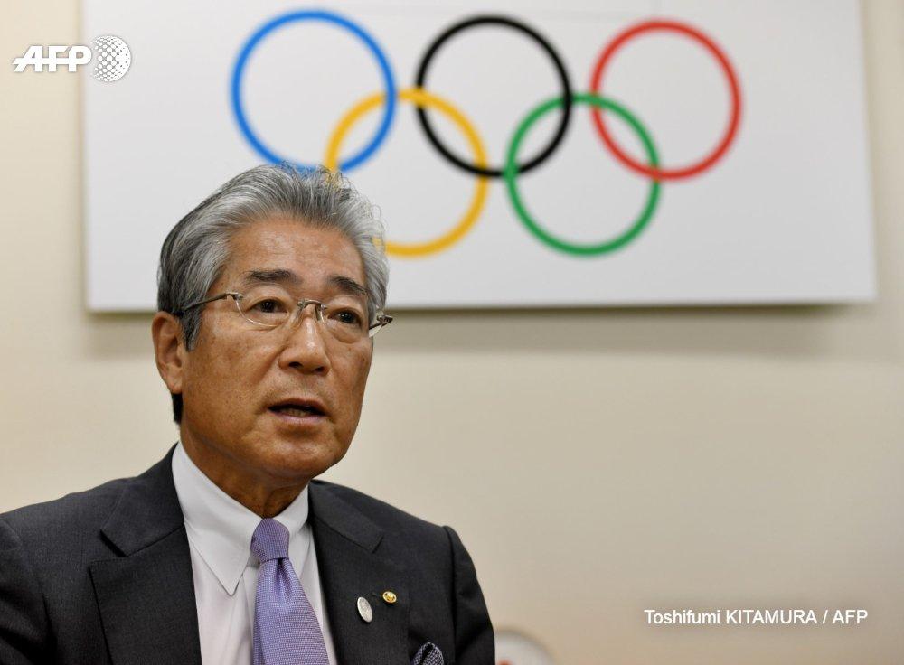 Agence France-Presse's photo on JO de Tokyo 2020