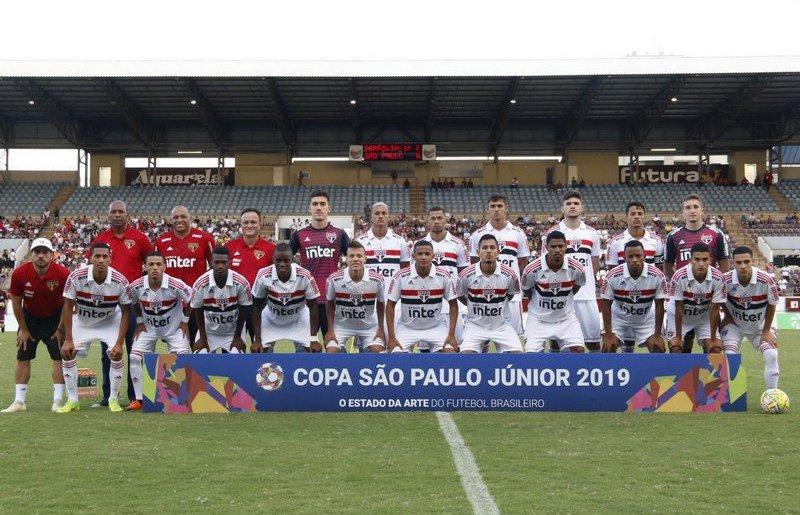 São Paulo FC's photo on Rio Claro