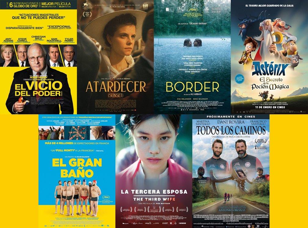 Trailers y Estrenos's photo on #Border