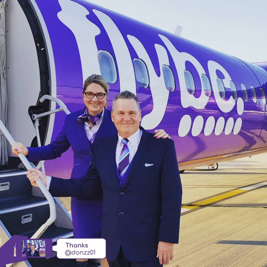 World Airline News's photo on Virgin and Stobart