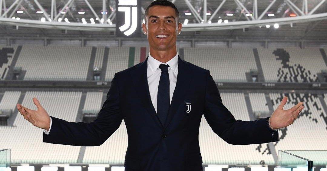 Feed Club's photo on DNA de Cristiano Ronaldo