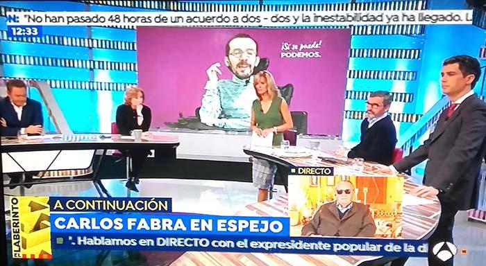 DemonioLobo Enjaulado's photo on Carlos Fabra