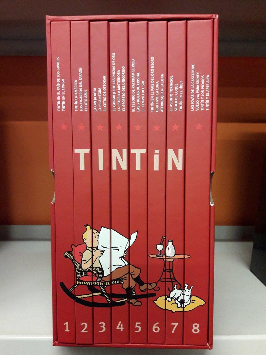 Central de Préstec's photo on #Tintin