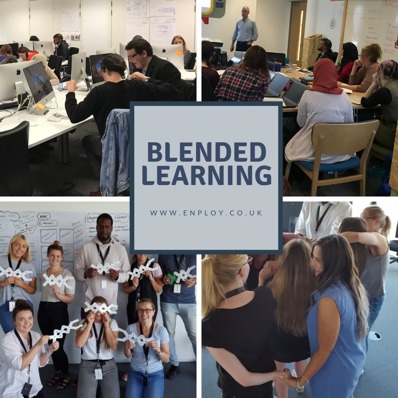 test Twitter Media - Blended learning is the best of both worlds.  Not all blended programmes are equal though.  We tailor our blended programmes for each client to deliver high engagement and therefore value.  This is the difference between lasting impact and just learning a few new things. https://t.co/n9odmnk5z9