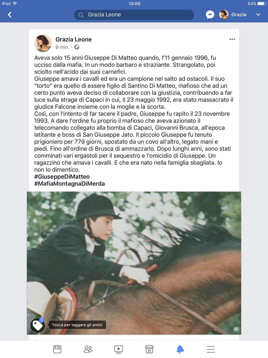 Grazia Leone's photo on #11gennaio