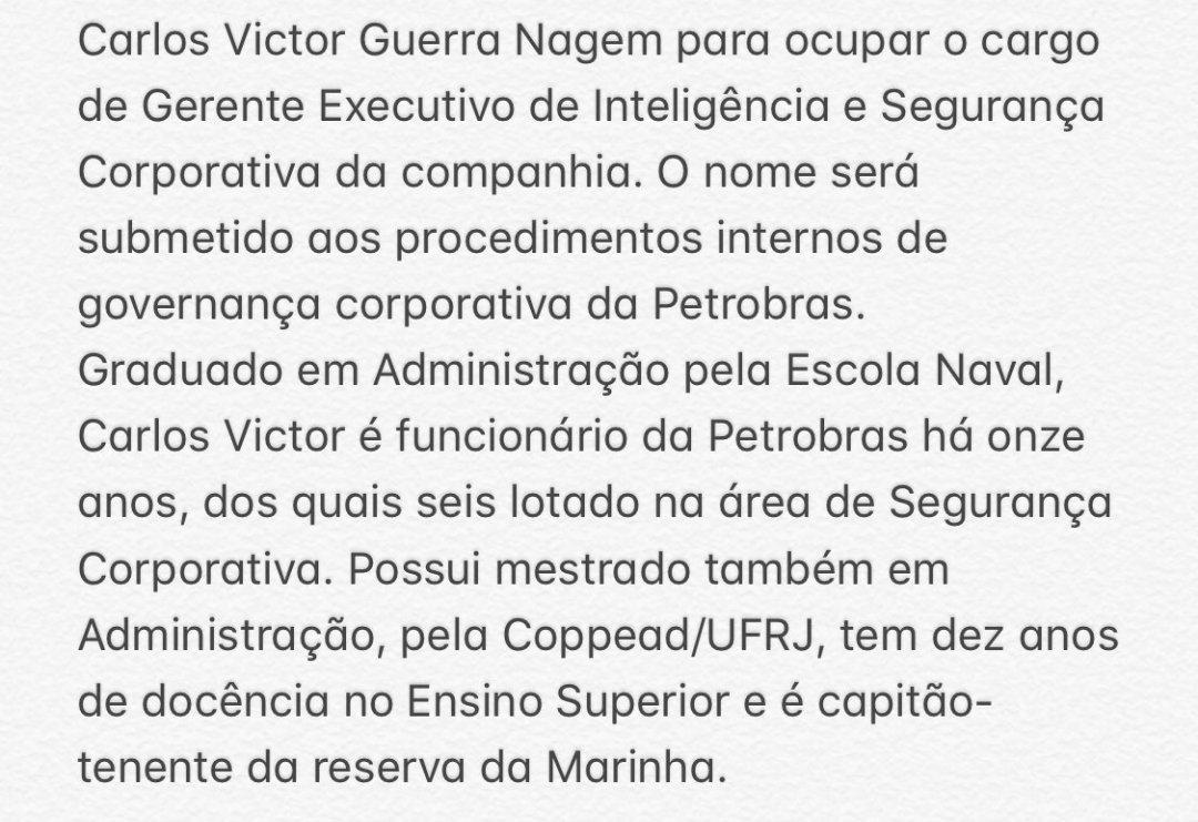 Lee's photo on Petrobras