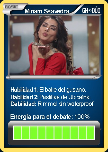 Gran Hermano's photo on #ghduo11e