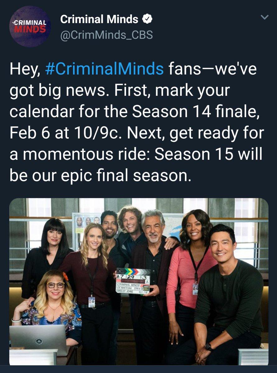 Criminal Minds UK (@UKCriminalMinds) | Twitter