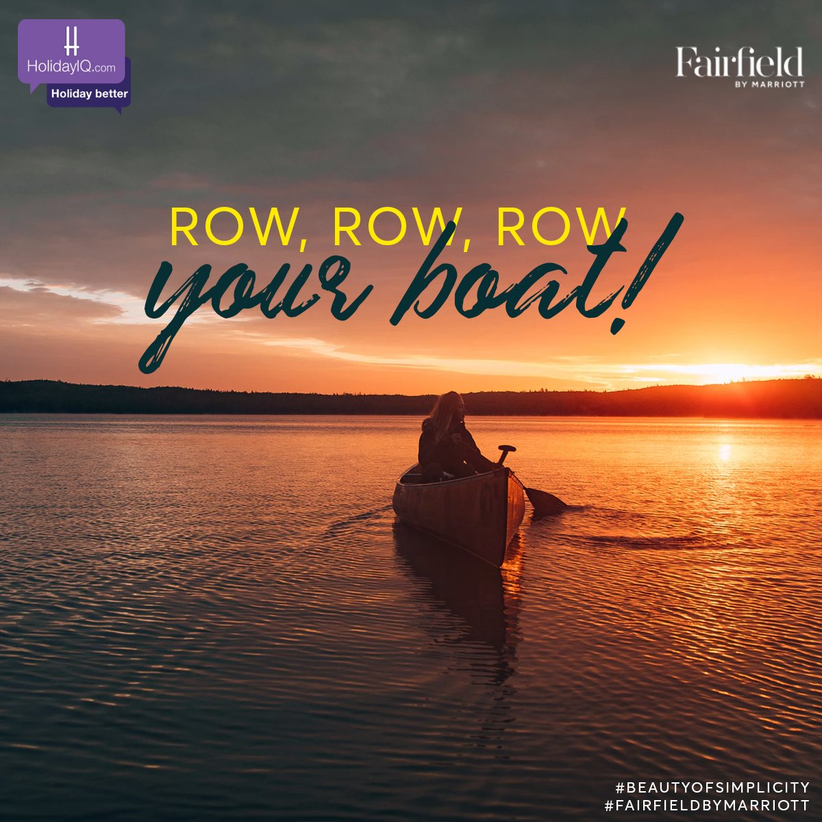 Let the silence speak for nature and cast a spell on you at Sulur lake, Coimbatore.  Watch this space to know more and do share your thoughts in the comments section.  #BeautyOfSimplicity #FairfieldByMarriott #holidayiq #holidayiqcommunity https://t.co/g8hAGfM8t9