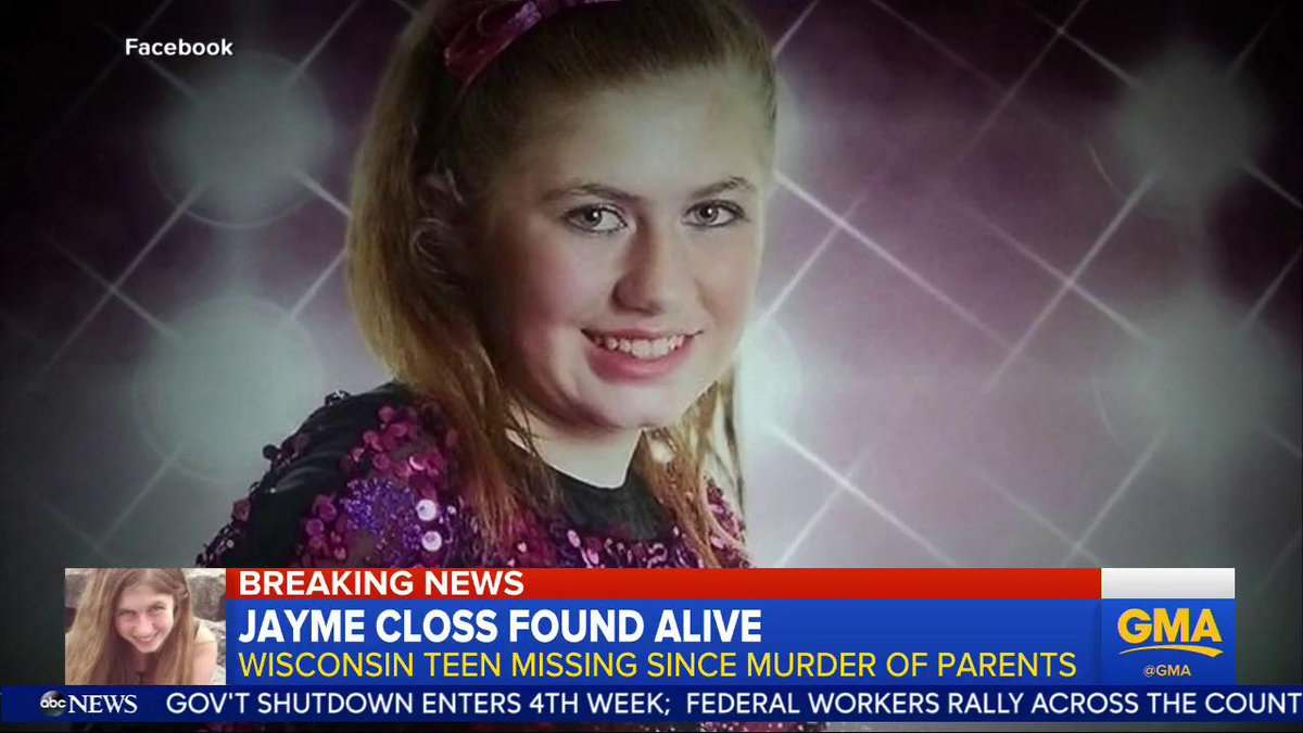 Good Morning America's photo on Missing 13