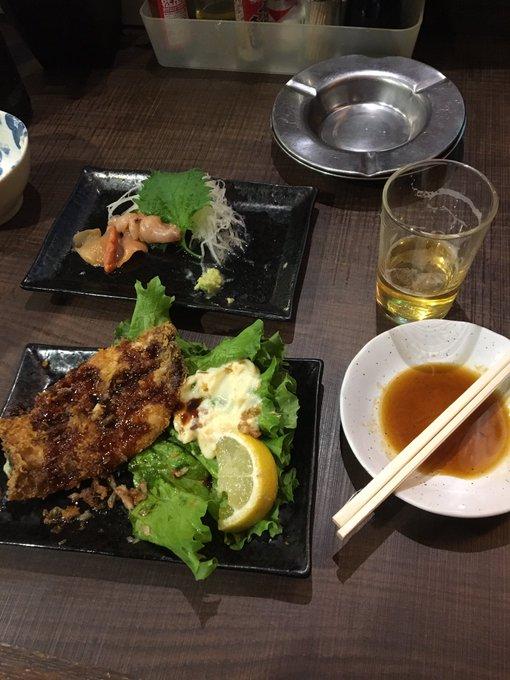 金ローは耳をすませばだし隣にカップルは座るし童貞には行きづらい世の中だ(飯と酒はうまい) Photo