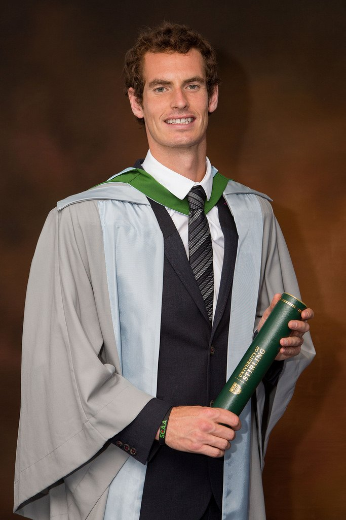 University of Stirling's photo on #tennis