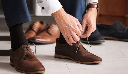 King väljer  4 klassiska och ikoniska skomodeller alla män bör äga. http   d972213bf97e8