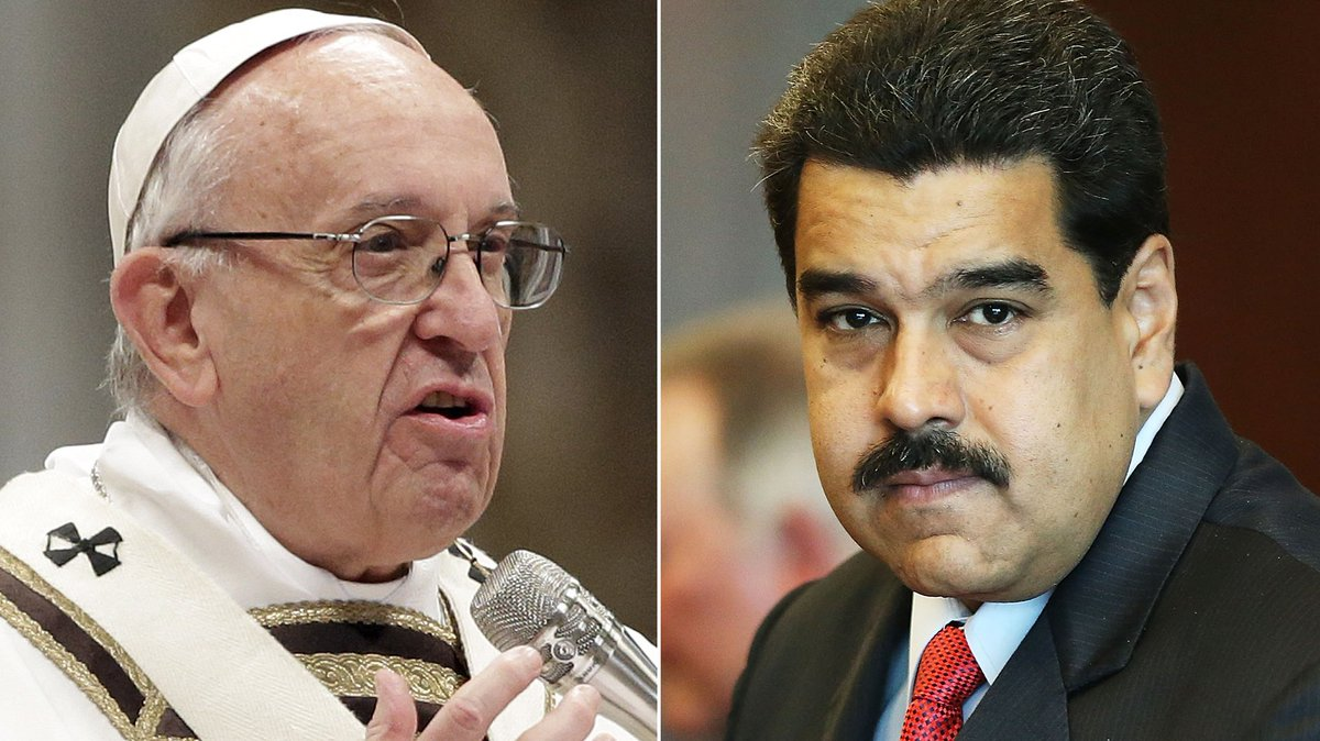 infobae's photo on Nicolás Maduro