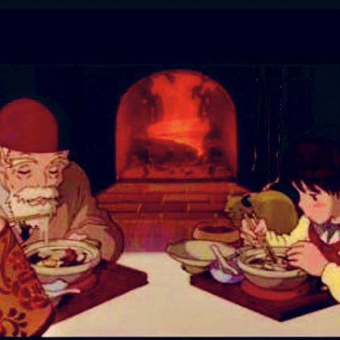 カラット・リントン's photo on 鍋焼きうどん
