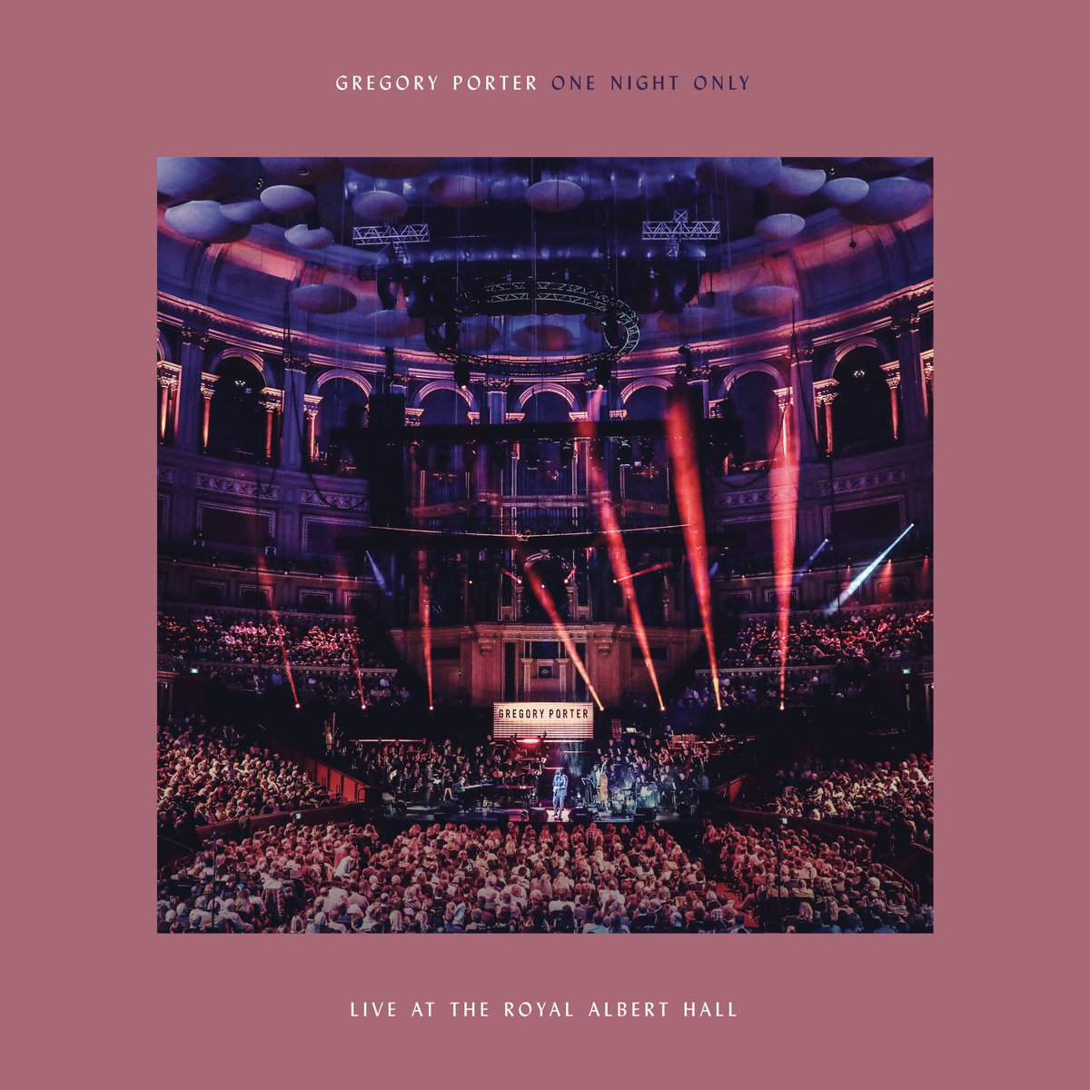 """""""One Night Only: Live At The Royal Albert Hall"""" captures @GregoryPorter at the famed venue performing songs from his Grammy-nominated """"Nat King Cole & Me"""" & more. Get the CD/DVD on Blue Note Store or Amazon, DL the concert film on iTunes, stream the album https://gregoryporterus.lnk.to/OneNightOnly"""
