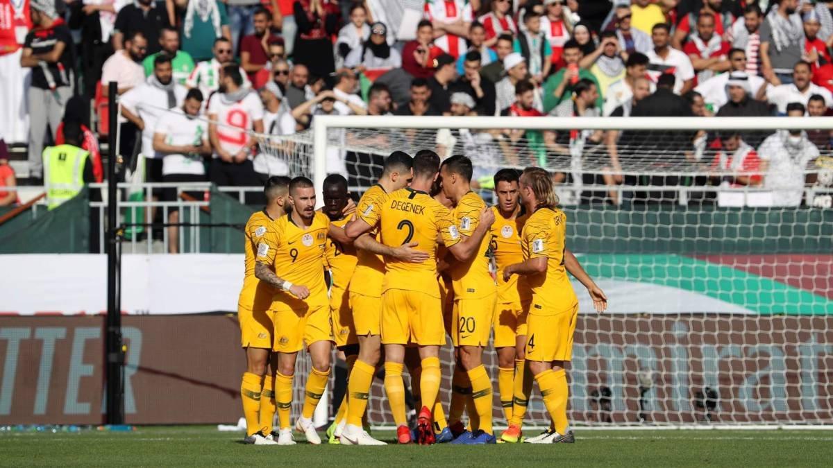 أهداف فوز أستراليا على فلسطين في كأس آسيا 2019