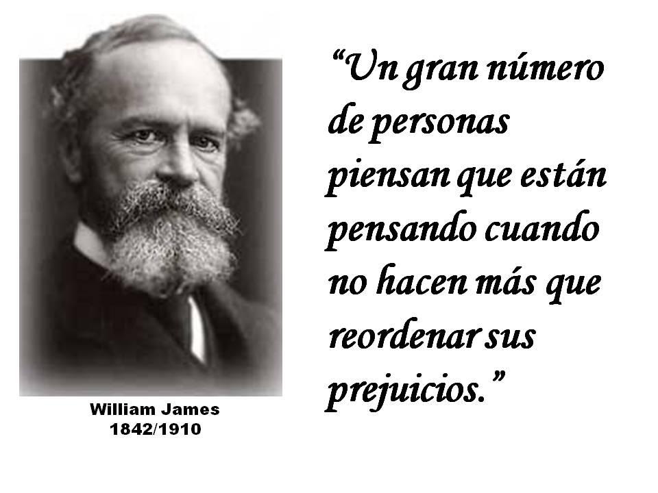 Jorge A. Grande's photo on william james