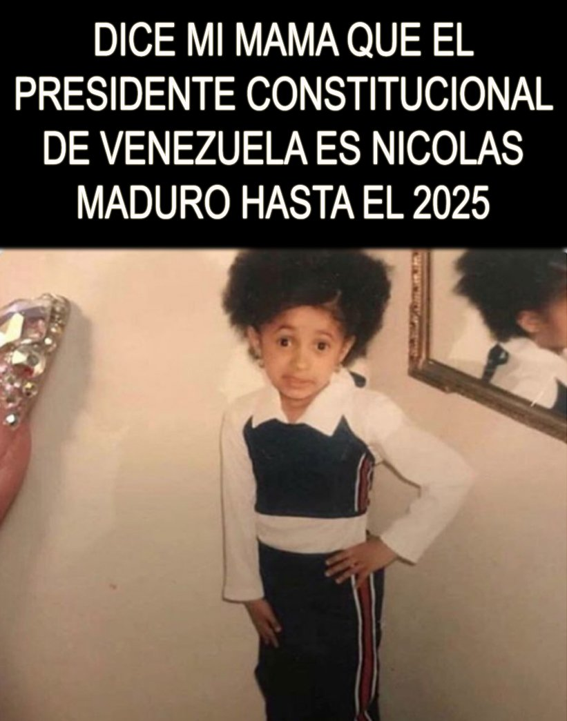 ComunicadorClap's photo on #MaduroNoEsMiPresidente