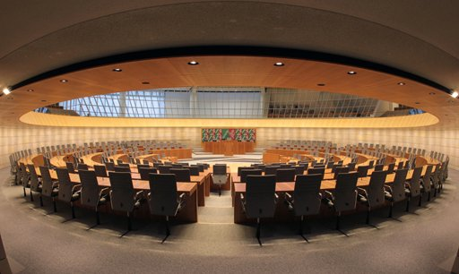 Landtag NRW's photo on Metern