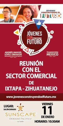 Ixtapa y Zihuatanejo's photo on jóvenes construyendo