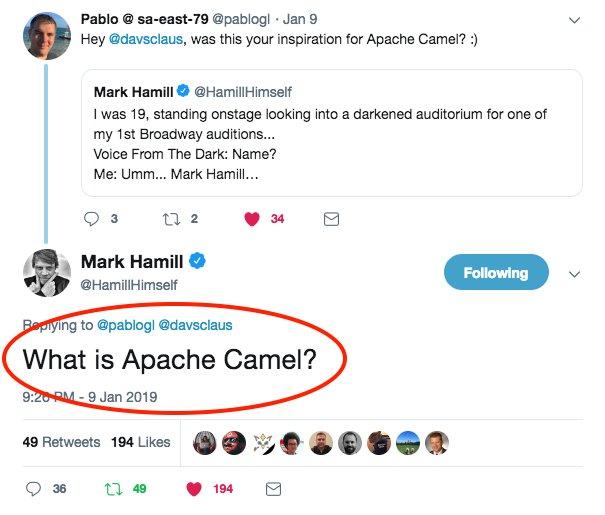 apache camel на русском