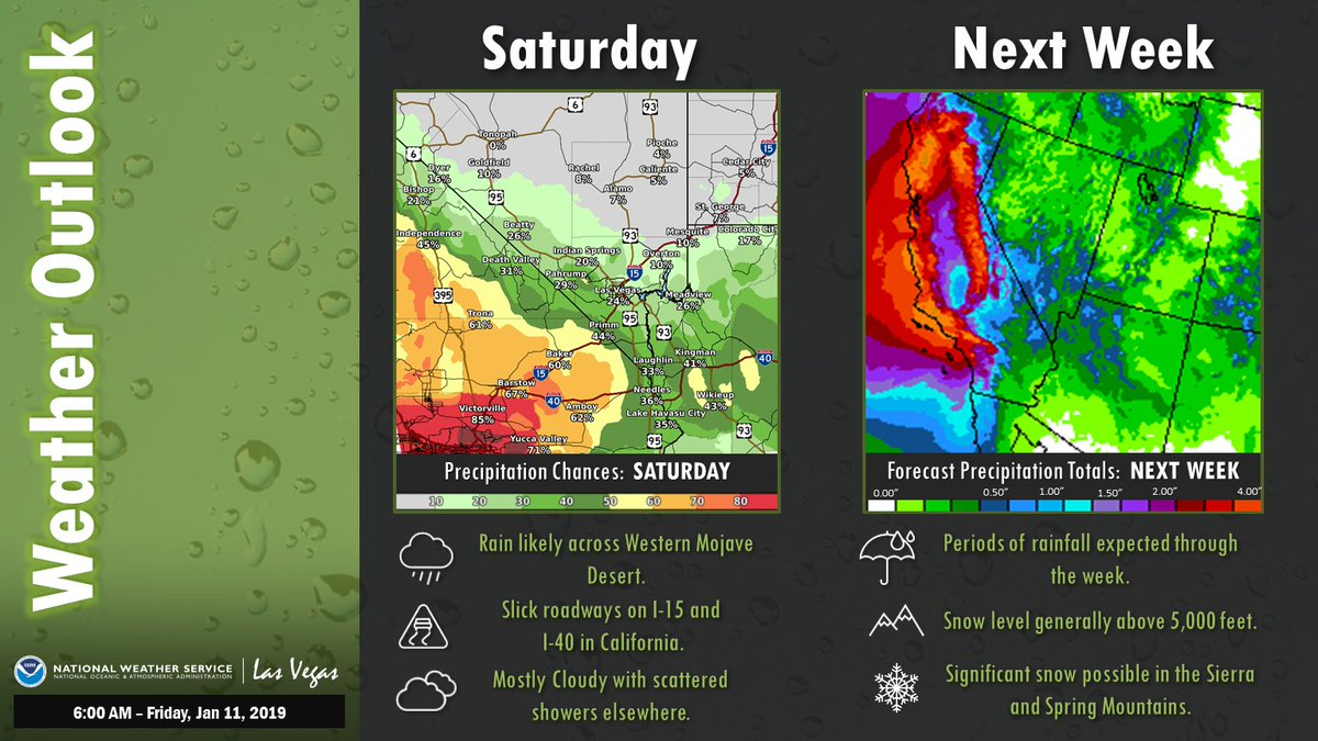 First Friday Las Vegas Map.Nws Las Vegas On Twitter Another Dry Day In Store Today But
