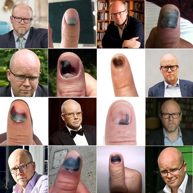 Scene & Heard's photo on Toby Young