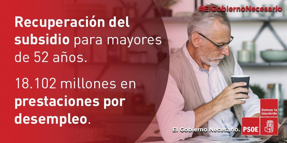 PSOE's photo on #PGEparaUnPaísMejor
