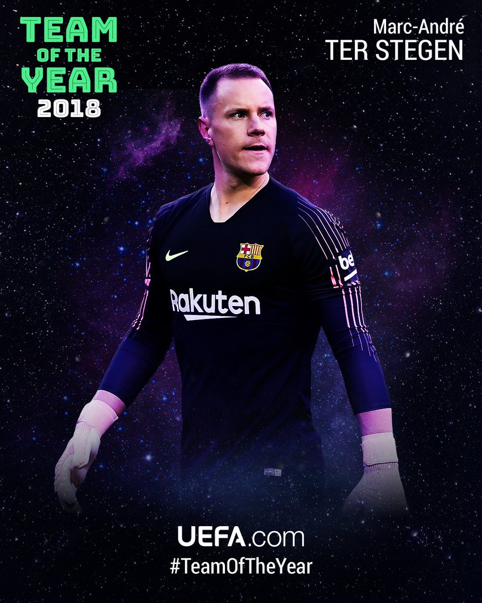 UEFA Champions League's photo on #teamoftheyear