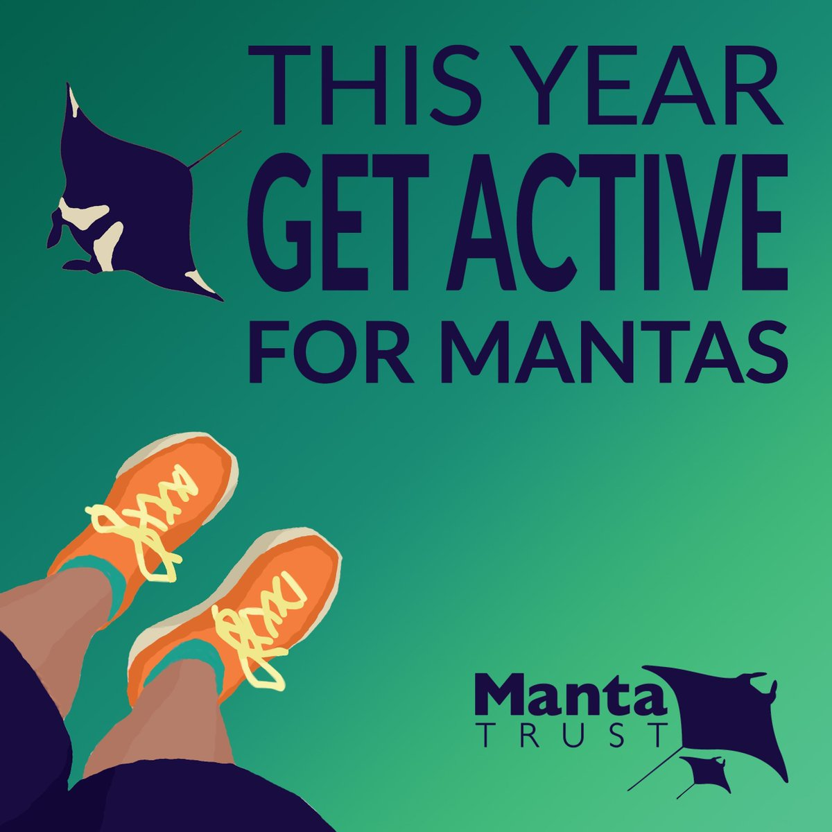 We&#39;re looking for Ocean Heros to #GetActive in 2019.  #Run, #Swim or #DoYourOwnThing to help raise vital funds for #mantaray research and #conservation.   http:// bit.ly/2IZKzq5  &nbsp;   or email us.  #manta #challenge #charity @scubadivergirls @SuuntoDivingUK  @BSACdivers @saveourseas<br>http://pic.twitter.com/DRUlimJSVZ