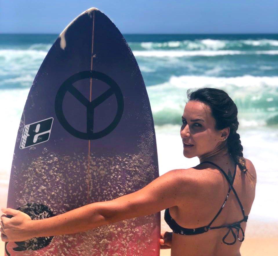 Juliana Rios's photo on #surf