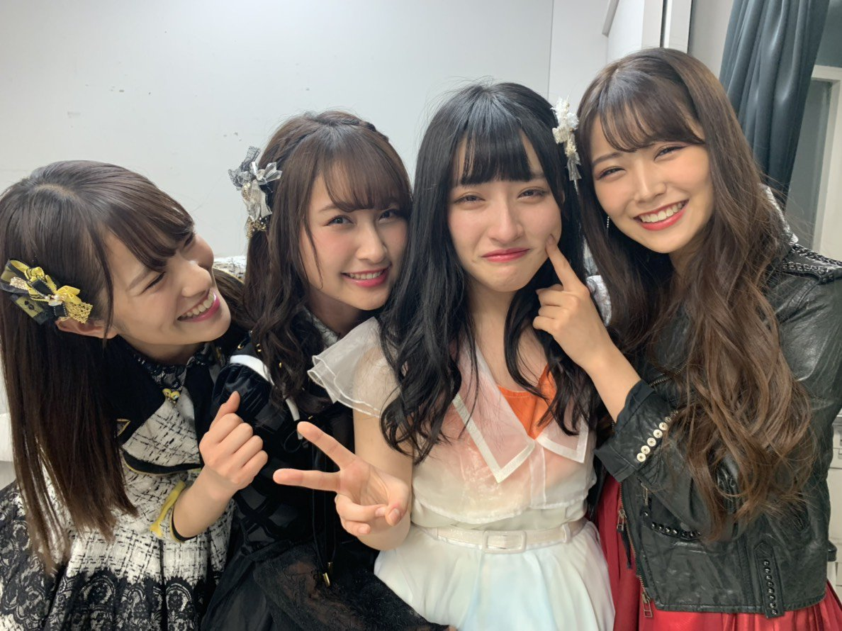 NMB48 Official's photo on 決勝進出