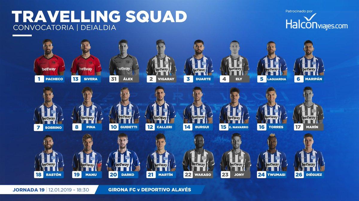 DwohhqeXcAAIMrt Abelardo convoca a 18 jugadores para viajar a Girona - Comunio-Biwenger